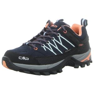 Outdoor-Schuhe - CMP - Rigel Low WMN - b.blue-giada-peach