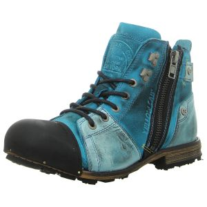 Stiefeletten - Yellow Cab - Industrial 2-e - blue