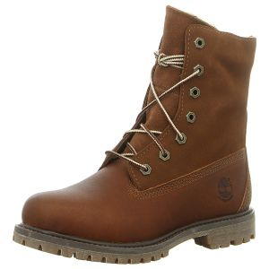 Stiefeletten - Timberland - Authenticece WP Fold-Down - dark brown