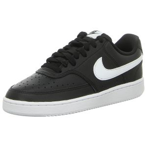 Sneaker - Nike - WMNS Nike Court Vision Low - black/white
