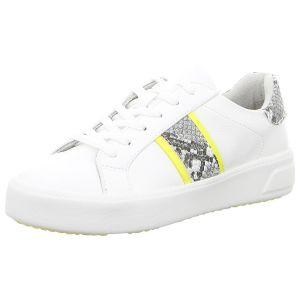 Sneaker - Tamaris - white/neon