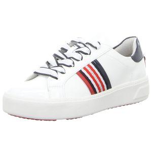 Sneaker - Tamaris - white pat.comb