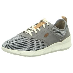 Schnürschuhe - camel active - Emotion 71 - grey/grey