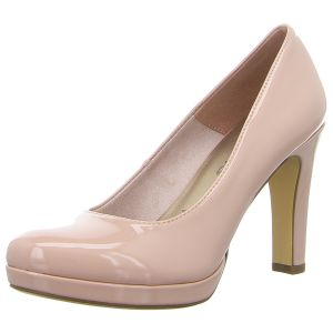 High Heels - Tamaris - rose patent