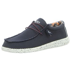 Schnürschuhe - Hey Dude - Wally Sox - blue multi
