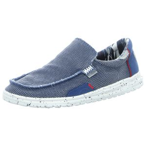 Slipper - Hey Dude - Mikka - hawk blue