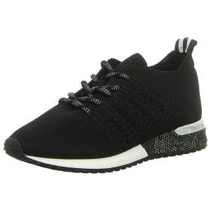 Sneaker - La Strada - knitted black