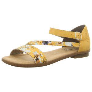 Sandalen - Rieker - gelb
