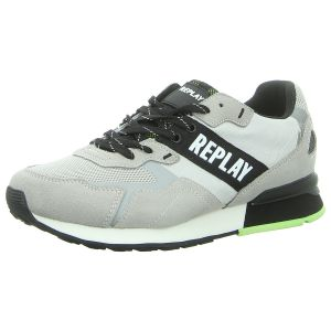 Sneaker - Replay - Bowland - grey/blk