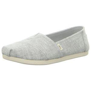 Slipper - TOMS - Classic - drizzle grey slub