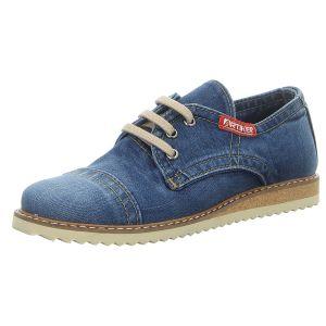 Schnürschuhe - Artiker - jeans
