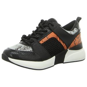 Sneaker - La Strada - orange/black multi