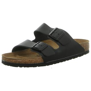 Pantoletten - Birkenstock - Arizona BS - black