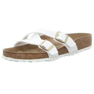 Pantoletten - Birkenstock - Yao Balance - white