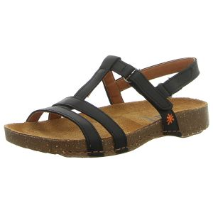 Sandalen - Art - I Breathe - black