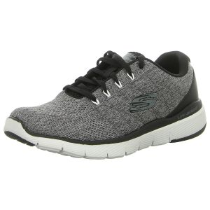 Sneaker - Skechers - Flex Advantage 3.0-Stally - charcoal/black