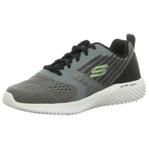 Sneaker - Skechers - Bounder-Verkona - charcoal/gray
