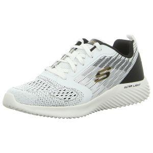 Sneaker - Skechers - Bounder-Verkona - white/black