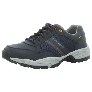 Schnürschuhe - camel active - Evolution 36 - midnight/navy/dk.grey