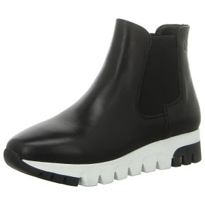 Stiefeletten - Tamaris - black leather