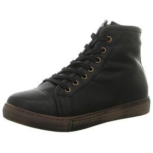Sneaker - Andrea Conti - schwarz/brandy