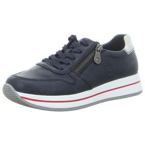 Sneaker - Rieker - blau