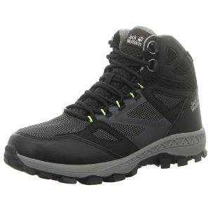 Outdoor-Schuhe - Jack Wolfskin - Downhill Mid H - black / grey
