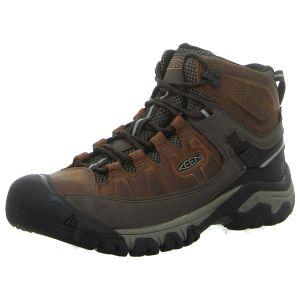 Outdoor-Schuhe - Keen - Targhee III Mid WP - chestnut/mulch