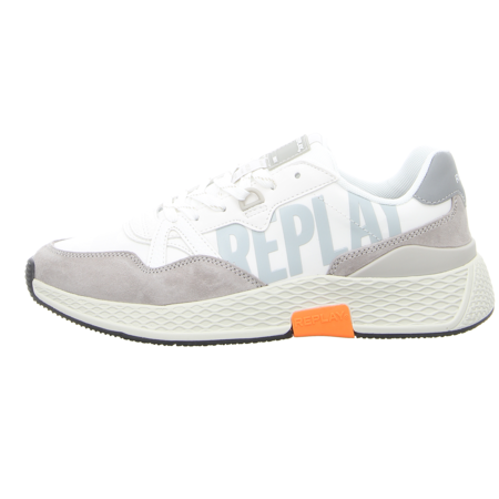 Sneaker - Replay - Sunnybank - white