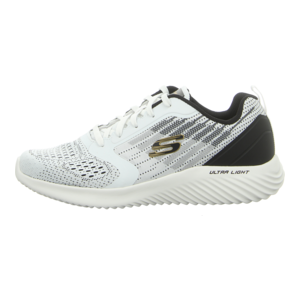 Sneaker - Skechers - Bounder-Verkona - white/black