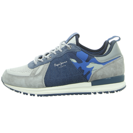 Sneaker - Pepe Jeans - Tinker Pro 73 Fusion - grey