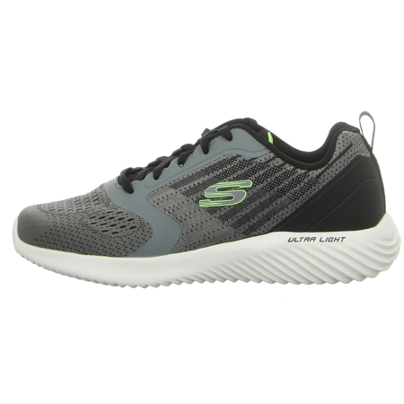 Sneaker - Skechers - Bounder-Verkona - charcoal/gray