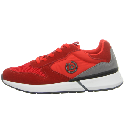 Sneaker - Bugatti - Baleno - red