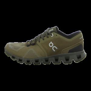 Sneaker - ON - Cloud X - olive / fir