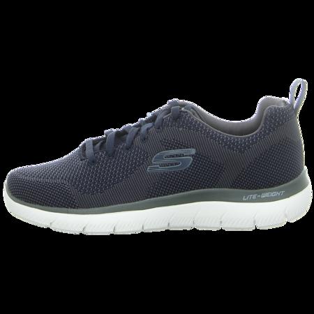 Sneaker - Skechers - Summits-Brisbane - navy