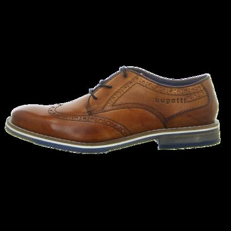 Business-Schuhe - Bugatti - Kiano - cognac