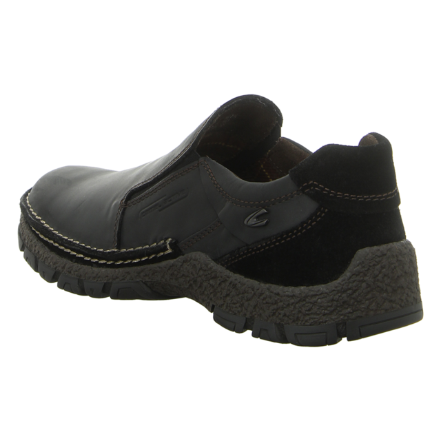 camel active - 333.12.02 - Bormio 12 - black - Slipper