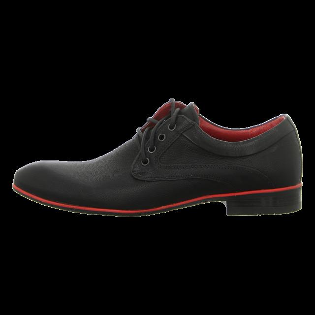 Kristofer Herren Business Schuhe in schwarz | Schuhfachmann