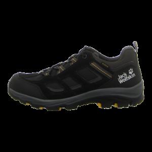 Outdoor-Schuhe - Jack Wolfskin - Vojo 3 Texapore Low - black/burly/yellow
