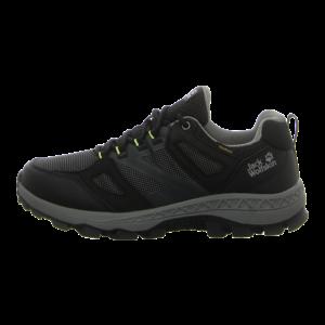 Outdoor-Schuhe - Jack Wolfskin - DOWNHILL LOW M - black / grey