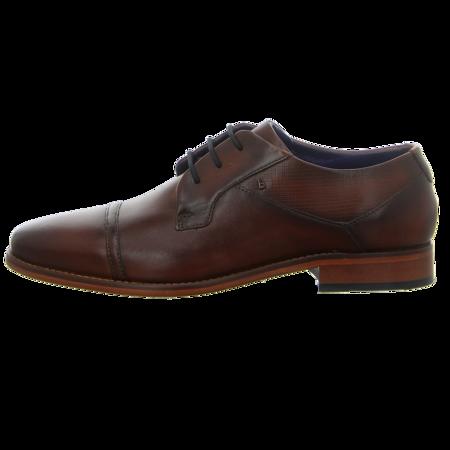Business-Schuhe - Bugatti - Arturo - cognac