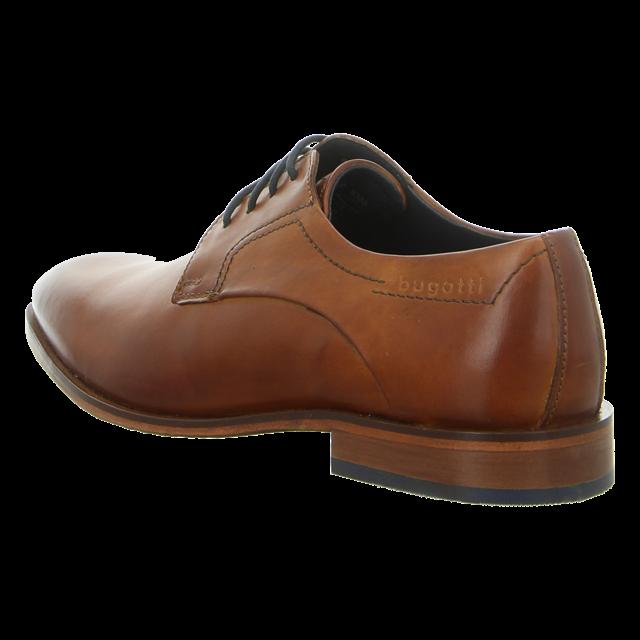 Details zu bugatti 312 75203 1100 MILKO Herren Schuhe Business Schuhe 6300 cognac