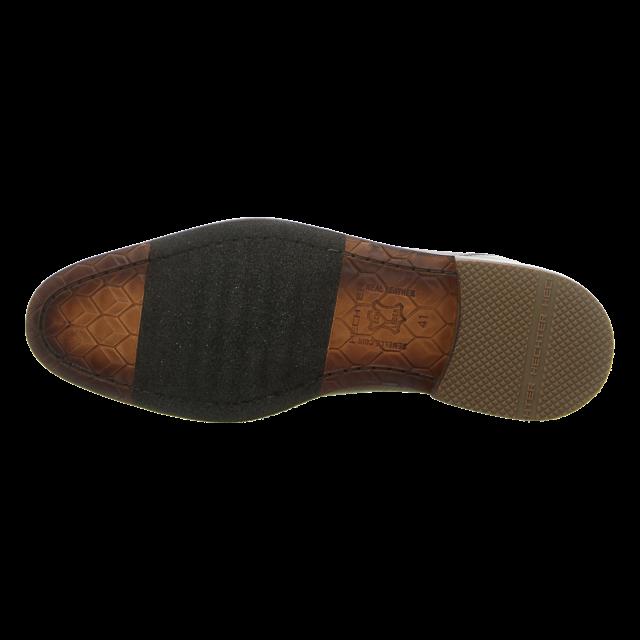Daniel Hechter - 811-42906-1100-6300 - Renzo Flex - cognac - Business-Schuhe