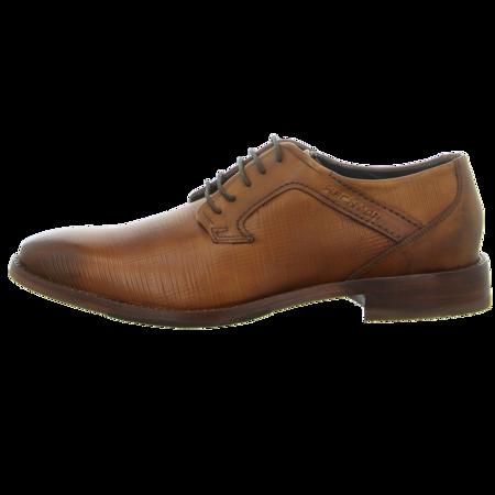 Business-Schuhe - Daniel Hechter - Renzo Flex - cognac