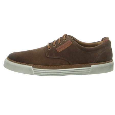 Sneaker - camel active - Racket 19 - taupe (off-white)