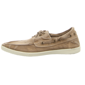 Sneaker - Natural World - beige enzimatico