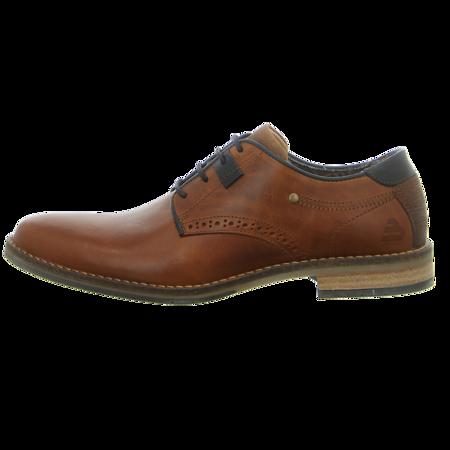 Business-Schuhe - BULLBOXER - cognac
