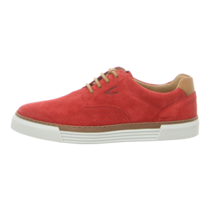 Sneaker - camel active - Racket 25 - scarlet/nature