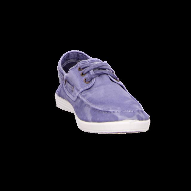 Natural World - 303E-690 - Nautico Enzimatico - celeste enzimatico - Sneaker