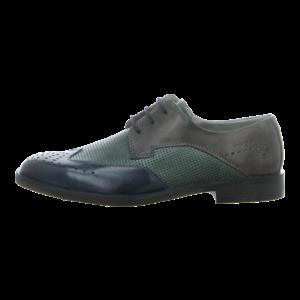 Schnürschuhe - Bugatti - Ranger - blue / grey